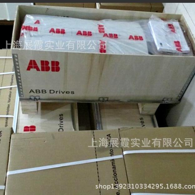 上海原装变频 abb 55kw变频器 acs550-01-125a-4 abb变频调速