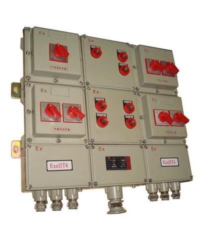 潜污泵防爆配电箱 手动自动防爆配电箱 按图生产