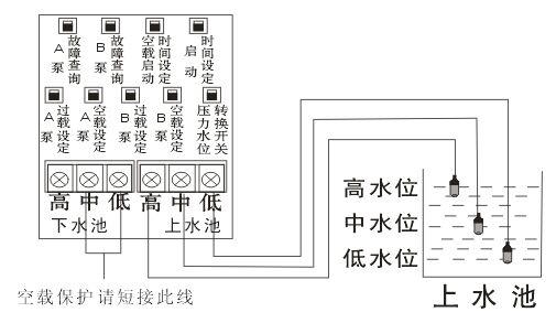 水泵接地电路图