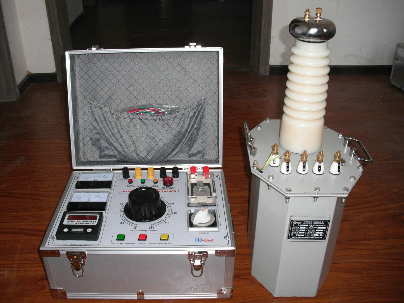 5kva/50kv高压试验变压器 交直流试验变压器 工频耐压