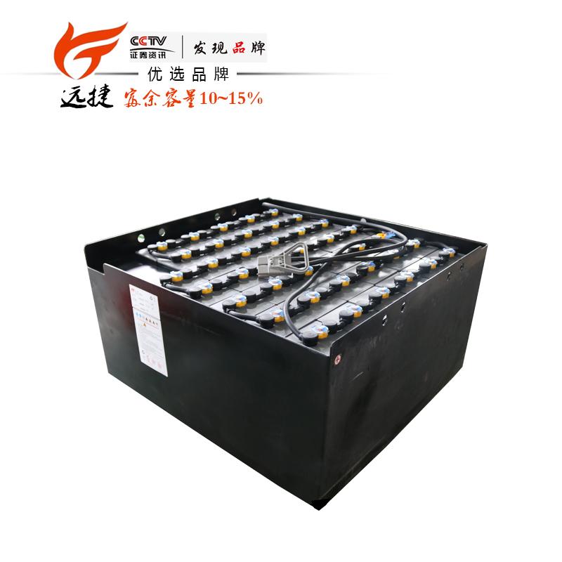 叉车蓄电池组 叉车电瓶 现代hb30135e-7叉车电池 8vbs520-80v 叉车蓄