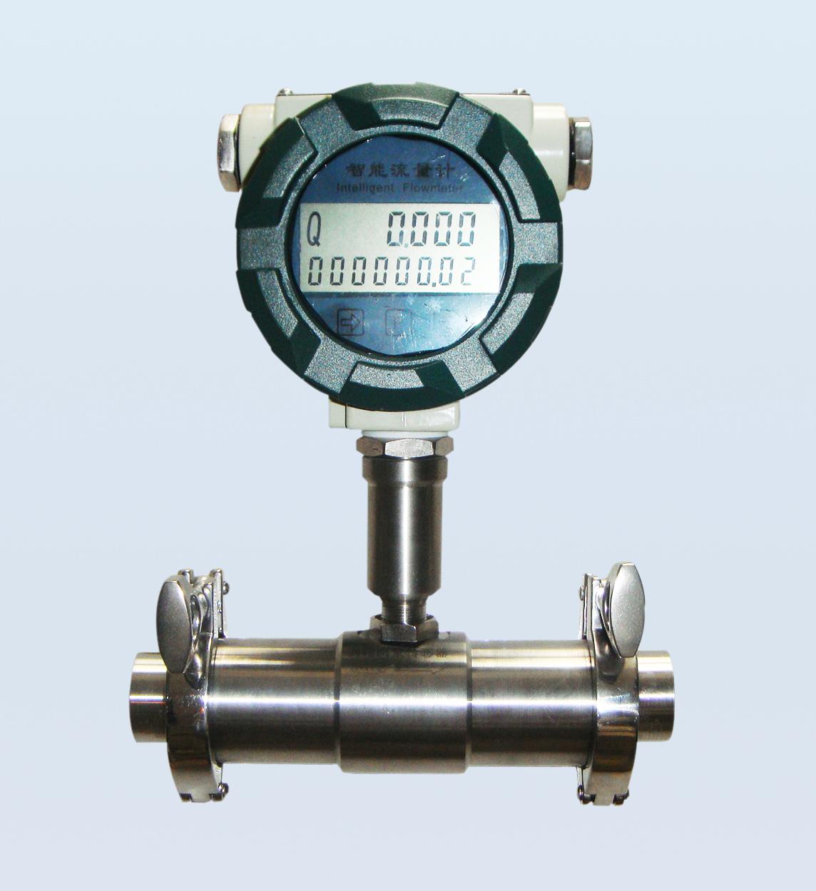 插入式涡轮流量计,卫生型涡轮流量计,大口径涡轮流量计,脉冲信号涡轮