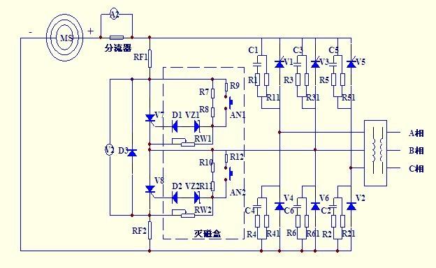 同步电动机励磁柜在水泥厂管磨机的应用