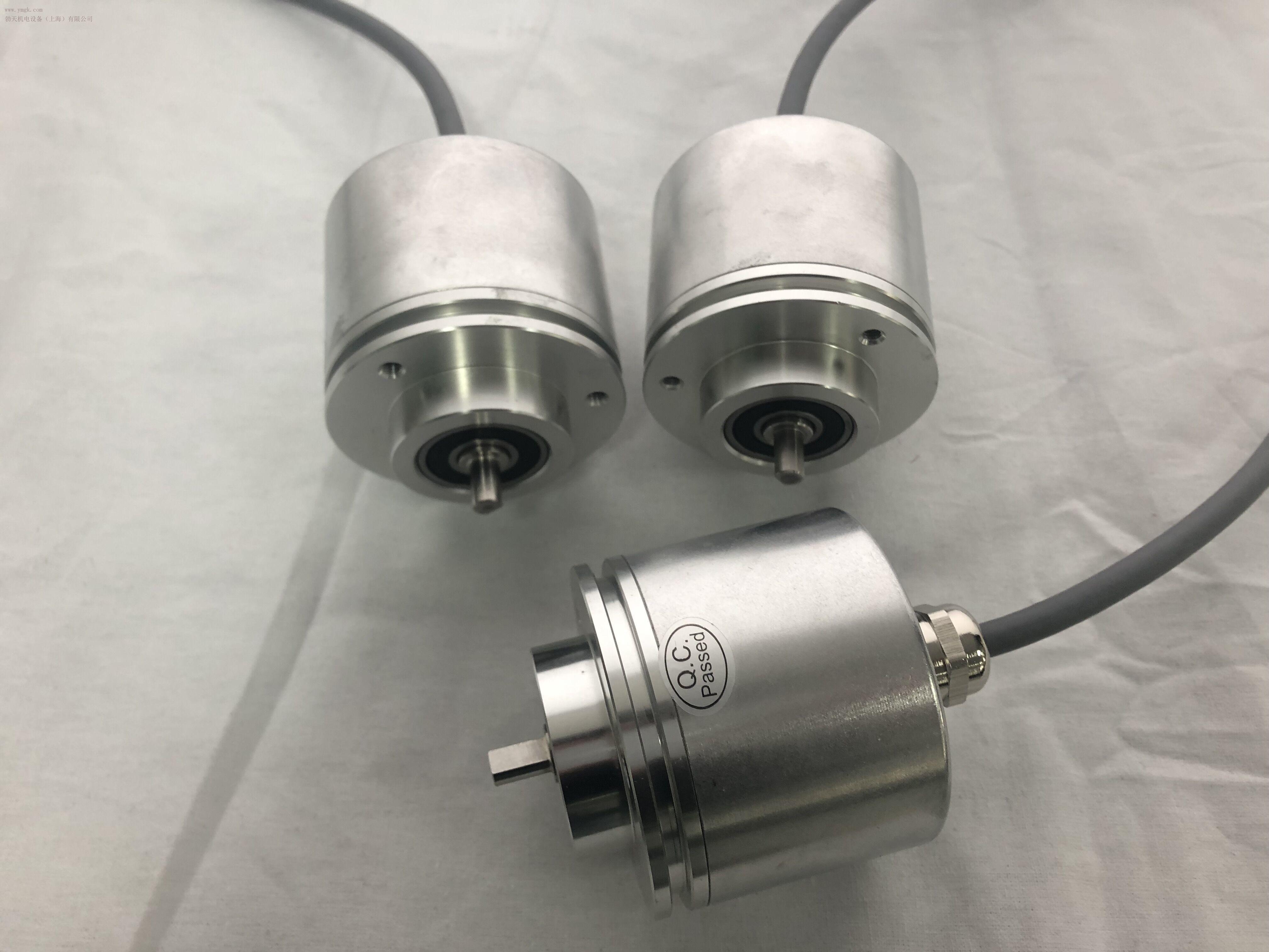 单圈canopen防水型信号编码器 单圈0-5v信号绝对值编码器 单圈ssi信