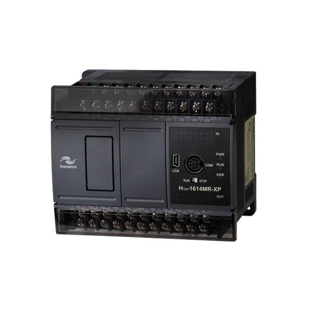 汇川变频器一级代理 汇川plc h1u-3624mt-xp