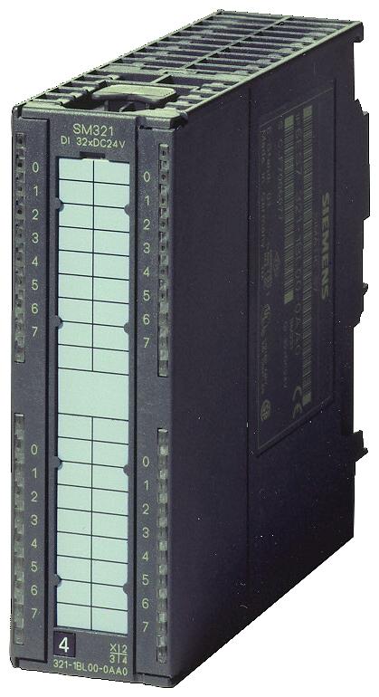 西门子 simatic s7-300,数字输入 sm 321 6es7321-1ff