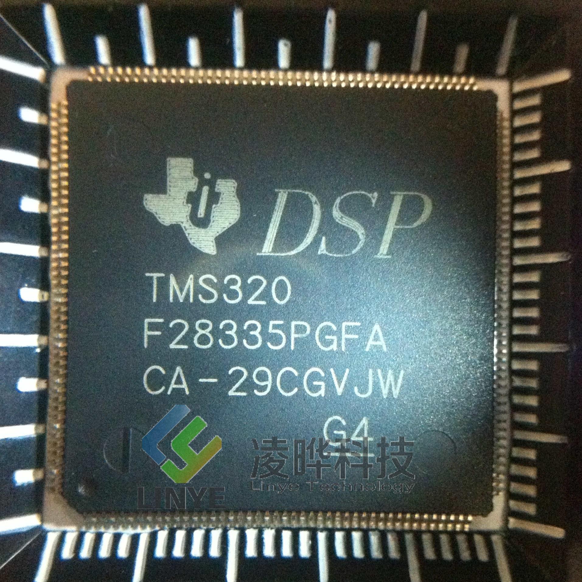 集成电路ic ti/德州仪器 tms320f28335pgfa 32位微控制器 qfp