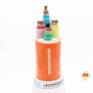 上进 柔性防火电缆TBTRZY-3*120+1*70