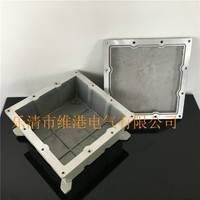 EXC防爆隔爆型300*300*180铸铝防爆隔爆接线箱配电箱端子接线盒铝合金盒空盒