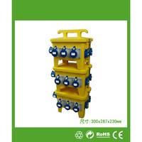12位组合配电箱移动电源检修箱电源插座箱(非标需与客服联系)