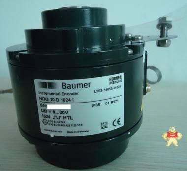原装进口德国HUBNER编码器POG9DN1024+FSL 1966400