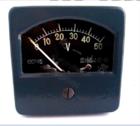 厂家直销63C7/63L7交直流指针式船用电压表 80*80