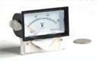 电力仪表厂家85L17-A机械指针交流电流表/安培表50/5A 定做量程