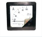 电力仪表厂家1C2-A 直流指针电流表 160*160型安装式指针表 老式胶木指针表