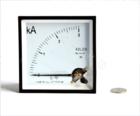 厂家直销矩形交流安装式电流表 指针式电流表 交流电流表42L20-A 120×120
