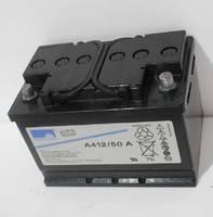 上海直销德国阳光蓄电池A412/50A原装进口12V50AH胶体蓄电池包邮