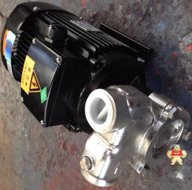 KFD-B系列高压精密不锈钢气液混合泵;