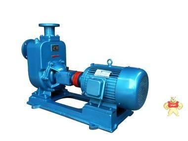 不锈钢自吸排污泵ZWP型(自吸污水泵)