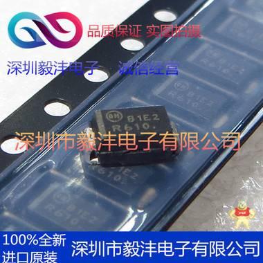 全新进口原装 MBRA120E  丝印:B1E2 二极管/整流器 品牌:ON 封装:DO-214AC