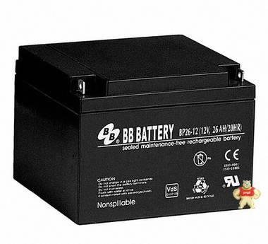 BB蓄电池BP7.5-12  12V7.5AH蓄电池参数报价