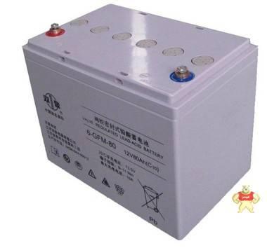 双登蓄电池6-GFM-80 12V80AH【易卖工控推荐卖家】