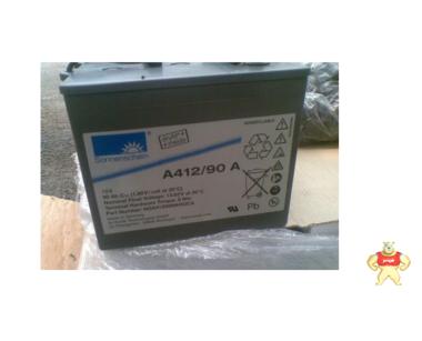 德国阳光A412/90A蓄电池 阳光A412/90A 德国阳光12V90ah蓄电池 德国阳光蓄电池