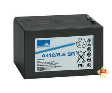 德国阳光A412/8.5 SR蓄电池 德国阳光蓄电池 阳光A412/8.5 SR蓄电池 德国阳光12V8.5ah蓄电池