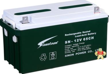赛能蓄电池SN65-12赛能12v65ah电厂 计算机备用UPS专用质保三年