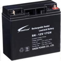 供应赛能蓄电池SN-12V17AH参数报价12v17AH计算机系统ups专用