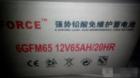 强势蓄电池12V65AH报价 强势UPS 直流屏专用蓄电池正品强势电池