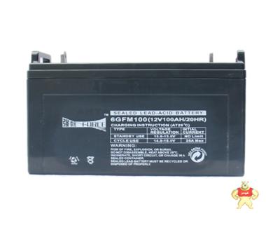 原装正品强势蓄电池 强势6GFM100 12V100AH直流屏UPS电源专用