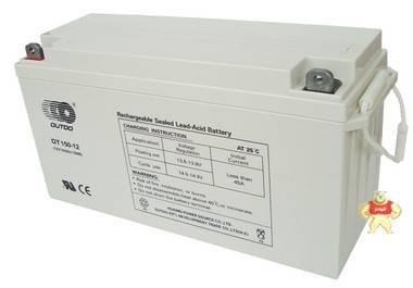 奥特多蓄电池12V150AH 奥特多OT150-12UPS蓄电池 UPS蓄电池 原装