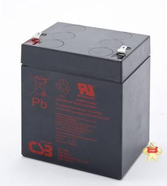 CSB蓄电池GP1245代理商报价