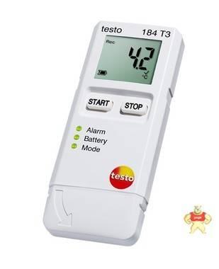 德国德图testo 184 T3 - USB型温度记录仪