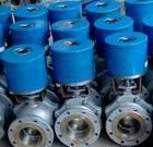 DQF电动球阀DQFDN65厂家水泥库均化库专用电动阀门