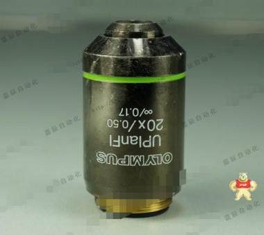 二手olympus UMPLAN 20X/0.50 ∞/0.17 20倍物镜 议价