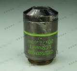 二手olympus LCPLANFL 20X0.40 PH1 LCD专用半复消色差相差透镜