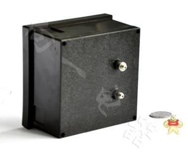 上海向一电器42C3-V指针安装式方形面板九十度电压计700V