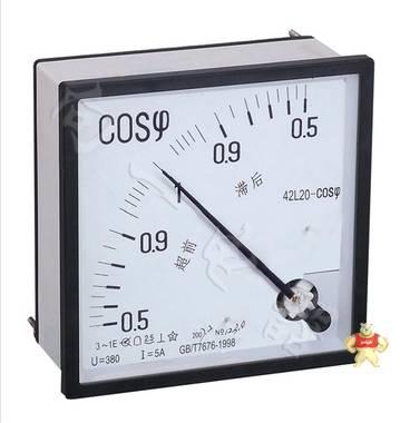 低压配电用42L20交流九十度单相机械表头种类