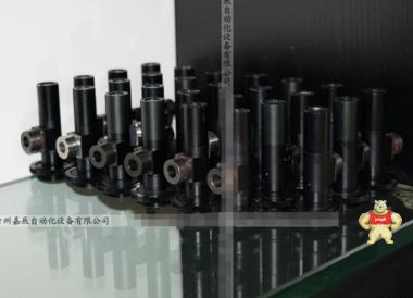 拆机 4X65 同轴光远心镜头 改装过同轴光接口