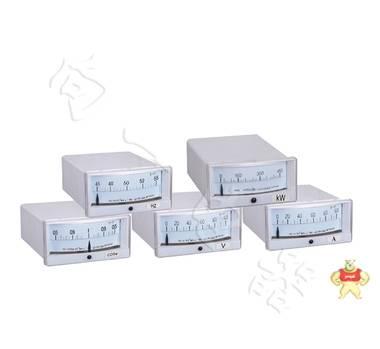 厂价直销16C4指针安装式直流直角九十度电流计4KA/75mV