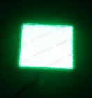 [二手]进口绿色LED灯板 HM-SAW-COAXIAL-G 62X72.5MM  DC12V