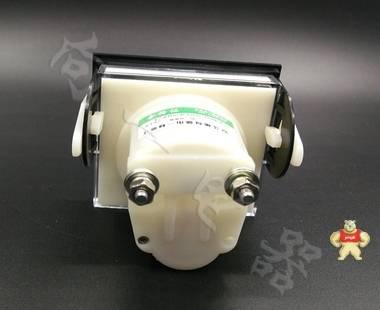 稳定可靠85L17指针安装式方形面板90℃伏特测量仪表7040