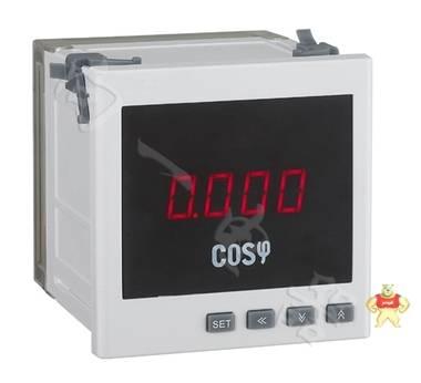 电力仪表厂家CD194H-3K1数显1J带报警输出功率因数计的作用
