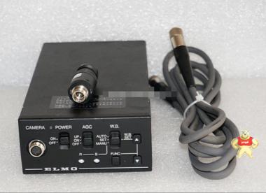 "ELMO CC431 MN43H 1/2""CCD 彩色分体式医疗、工业相机 微型相机"