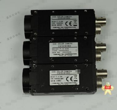 teli CS5260BD 彩色CCD工业相机 1/3英寸 隔行扫描