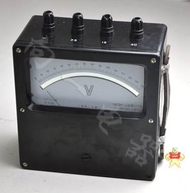 成套配电柜用C21-V携带式高精度0.5级张丝支承接法标准指针电力仪表