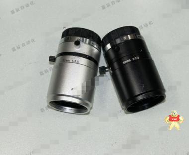 [二手]U-TRON FV5025 百万像素级低畸变CCTV镜头 定焦50mm 95新