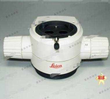 二手 LEICA MS5体视显微镜变倍主体 0.63-4.0定焦变倍 10445613