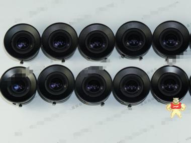 U-TRON MV0316 3.5mm 1:1.6 CCTV定焦镜头 1/2 成色好